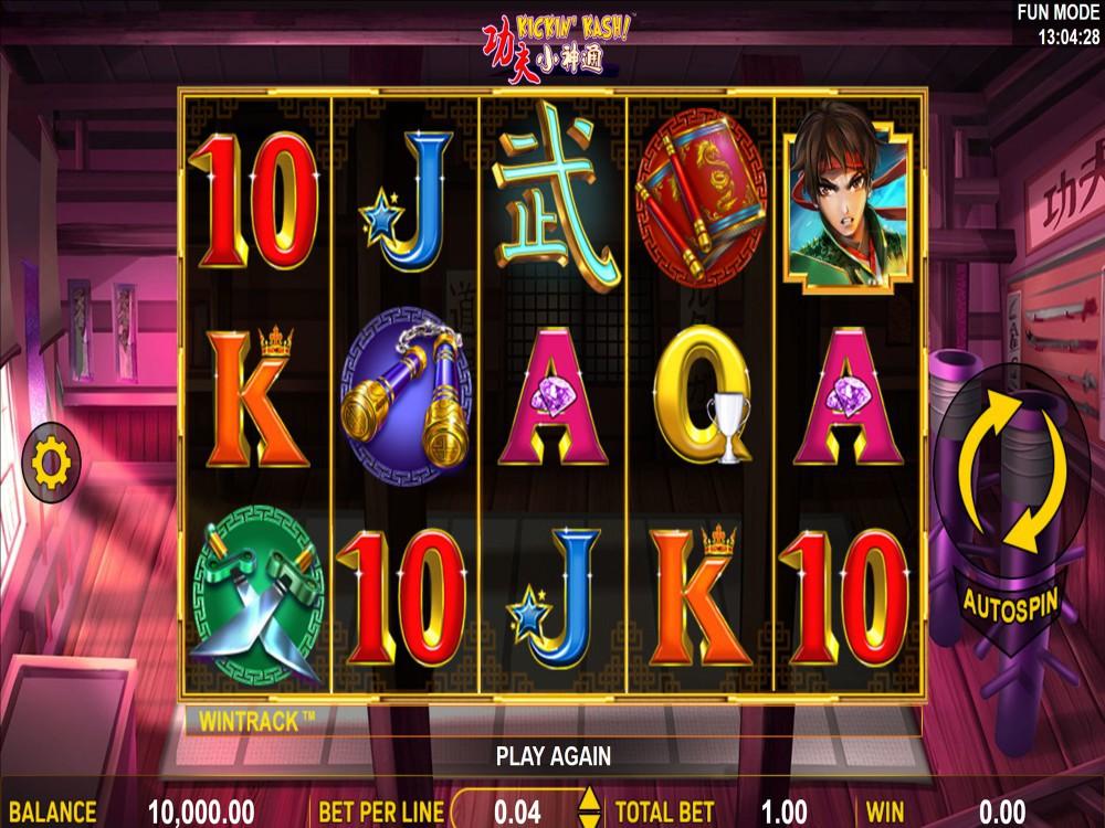 Kickin Kash Slot screenshot