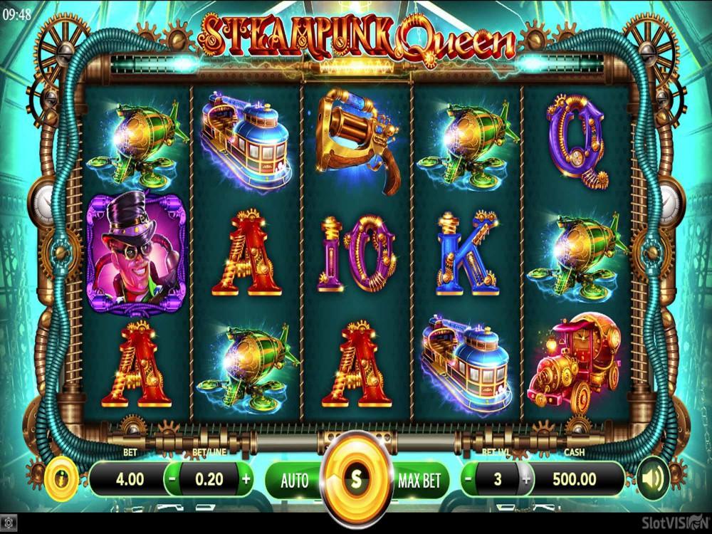 Spiele Steampunk War - Video Slots Online