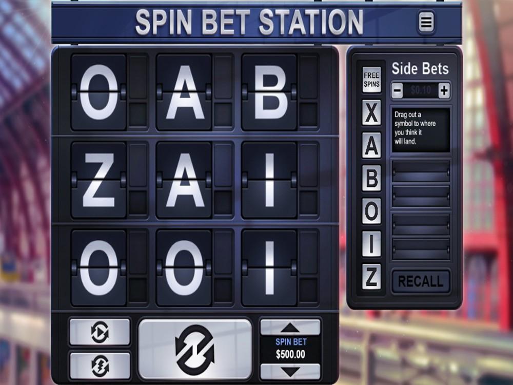 Spin Bet Station Slot by Green Jade Games screenshot