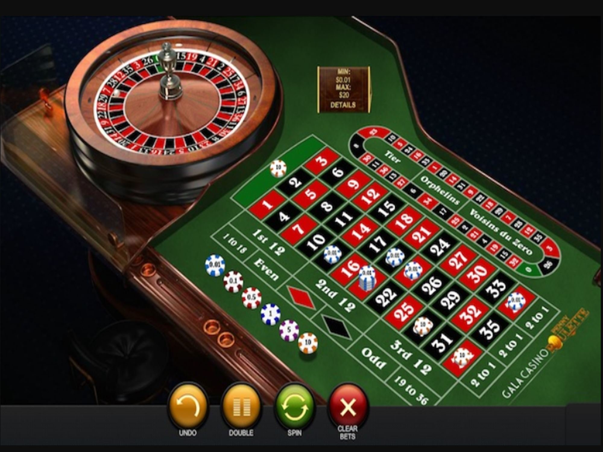 Penny Roulette By Playtech Roulette Games Gamblerspick