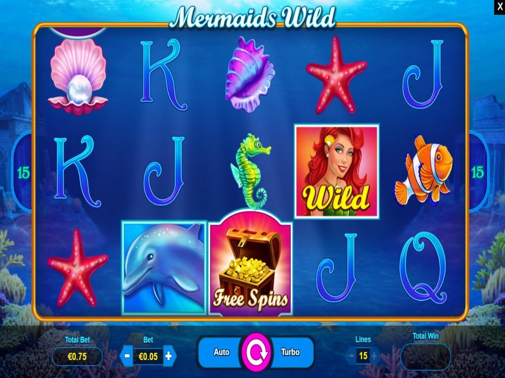 Spiele MermaidS Treasure - Video Slots Online