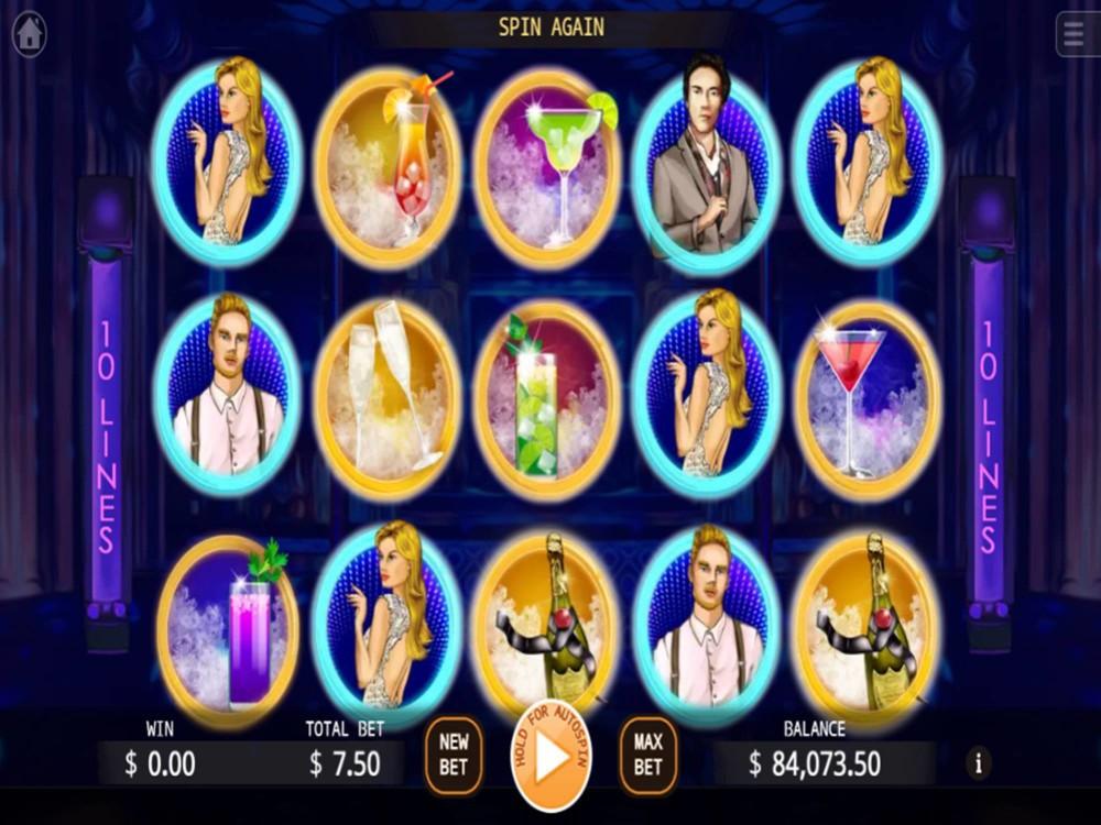 Lounge Club Slot by KA Gaming screenshot