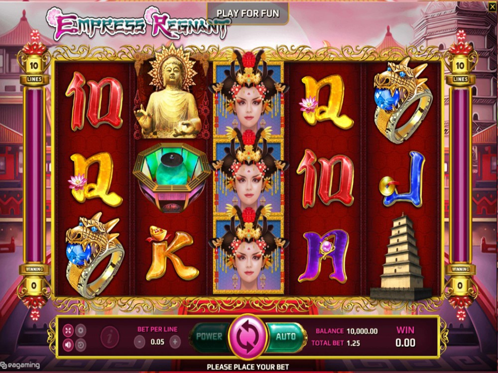 Empress casino live song at end of casino
