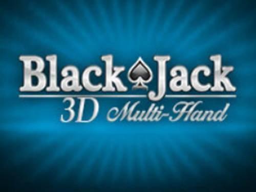 Blackjack Multi-Hand 3D