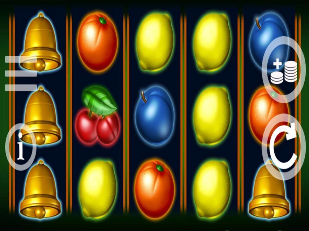 Burning Magic Slot by Noble Gaming screenshot