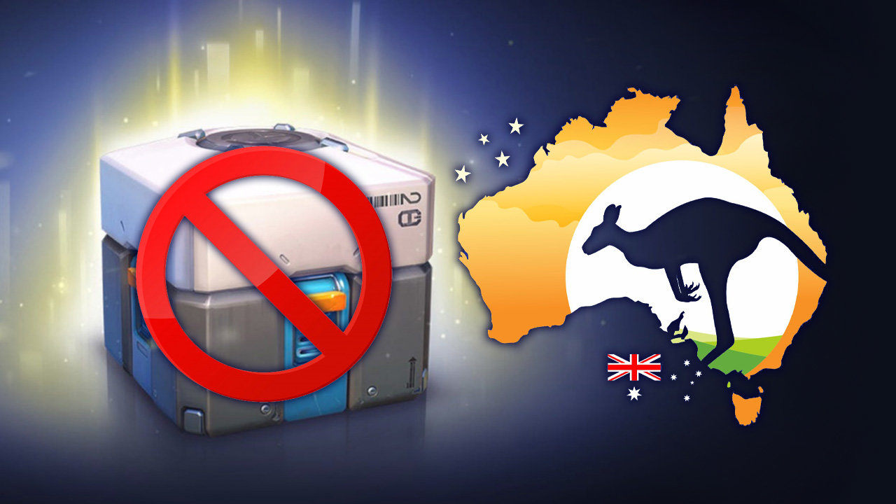 Australia Says Loot Boxes Are A Gateway To Gambling