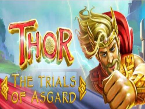 Thor The Trials Of Asgard