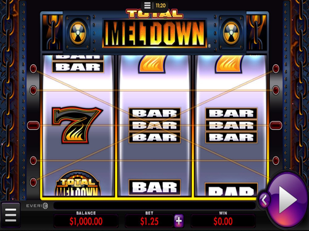 Meltdown Slots