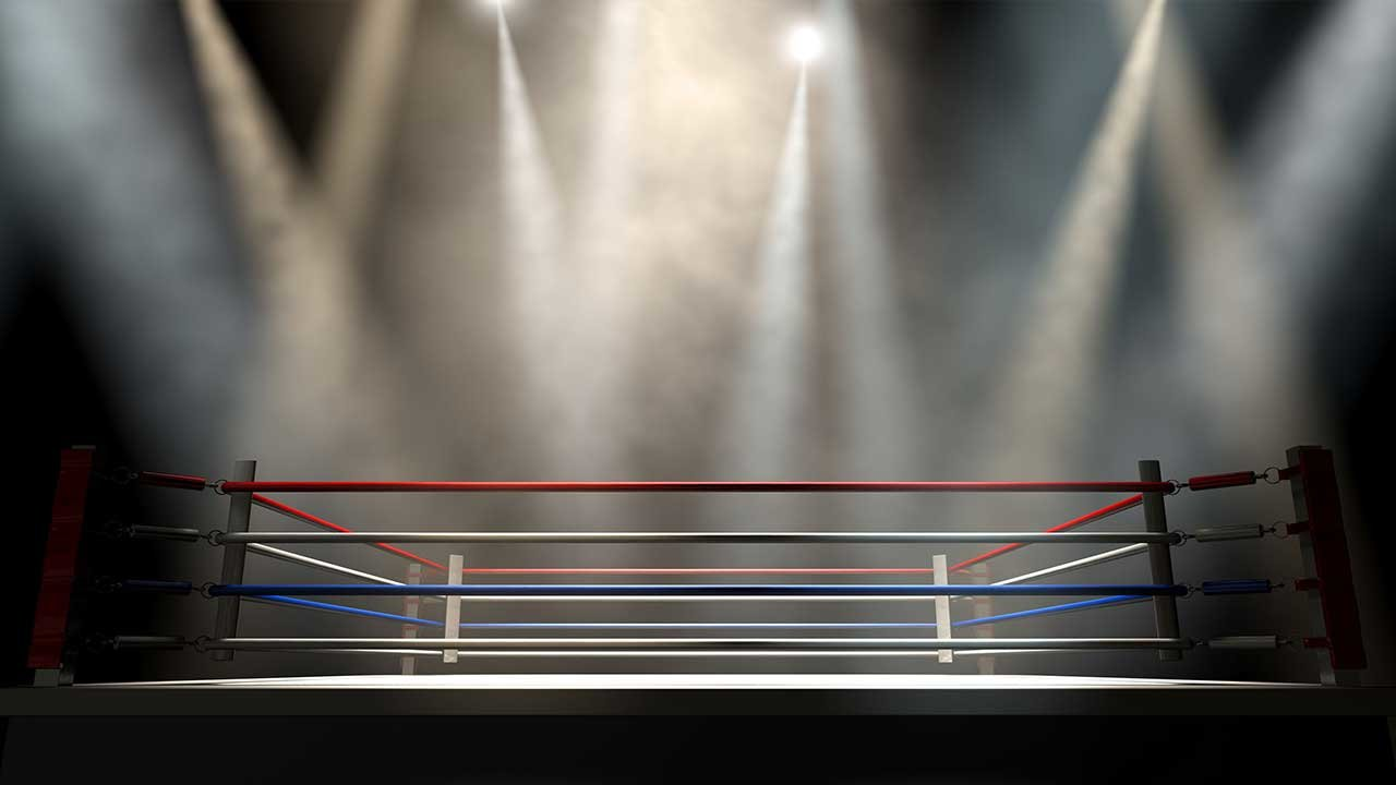 Boxing Hit by Coronavirus KO