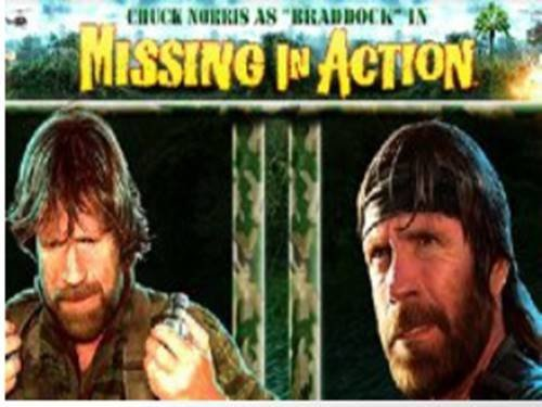 Chuck Norris: Missing In Action