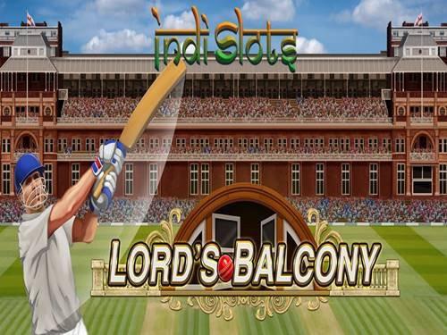 Lord's Balcony