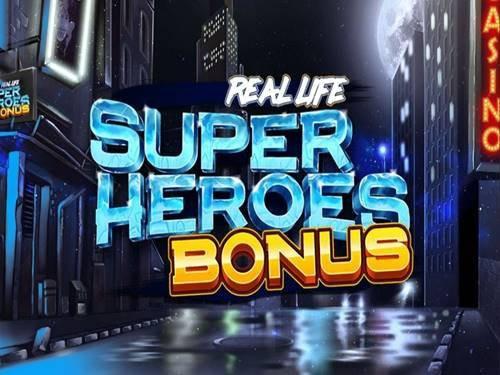 Real Life Super Heroes Bonus