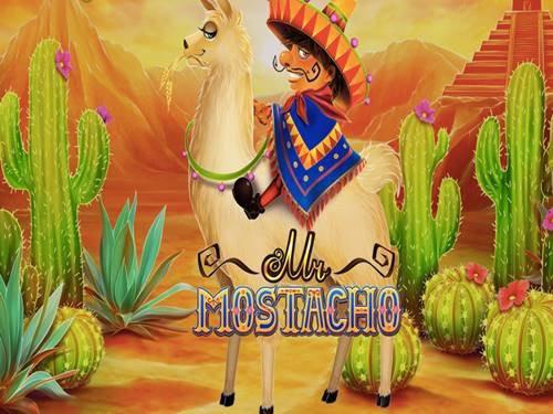 Mr Mostacho