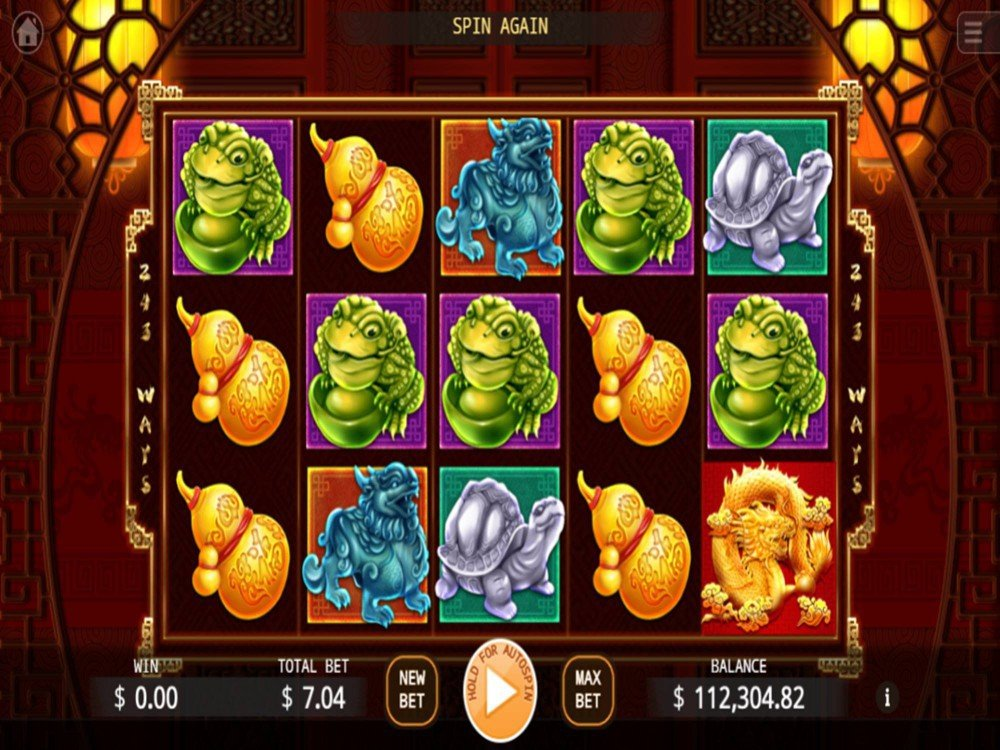 Luck88 Slot by KA Gaming screenshot