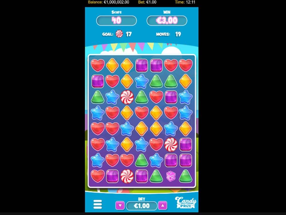 Candy Prize B.I.G. Slot by Green Jade Games screenshot