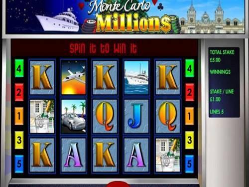 Monte Carlo Millions