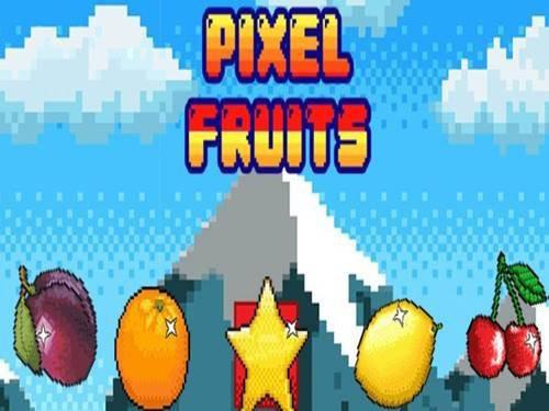 Pixel Fruits 2D