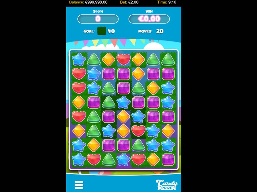 Candy Prize Slot by Green Jade Games screenshot