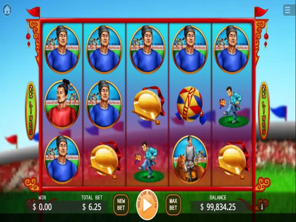 Cu Ju Slot by KA Gaming screenshot