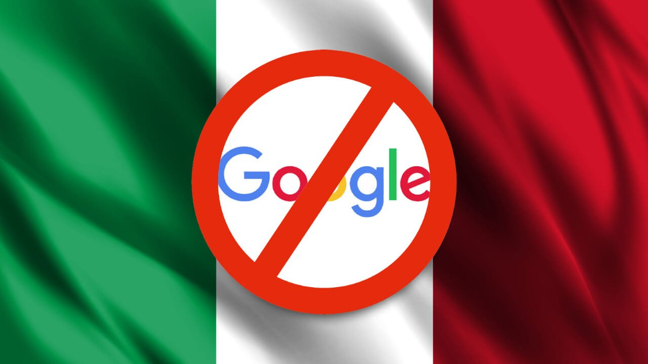 Italy Holds Google Accountable for Unlawful Gambling Ads