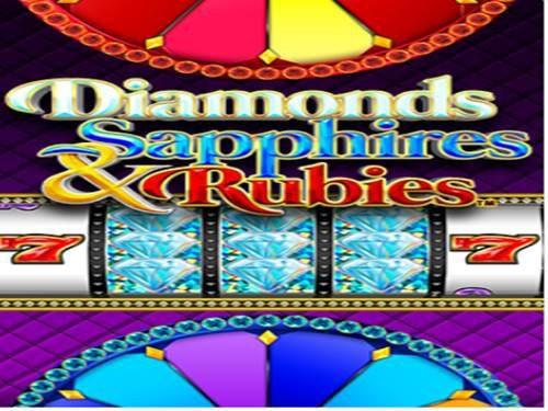Diamonds, Sapphires, & Rubies