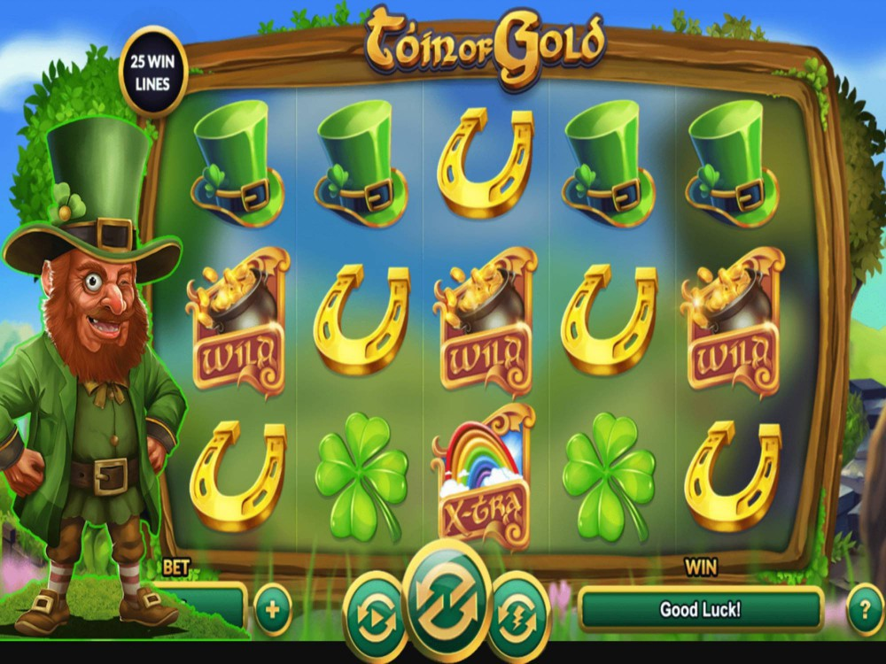Toin Of Gold Slot by Green Jade Games screenshot