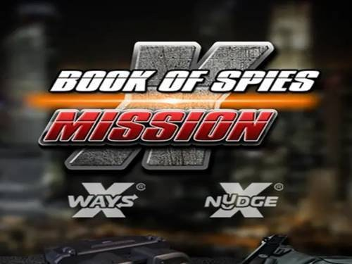 Book Of Spies Mission X