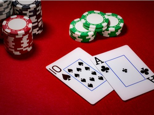 Blackjack Odds Charts
