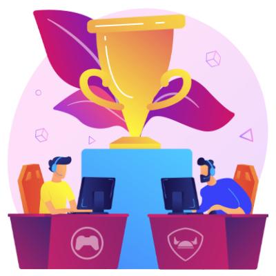 Competitive eSports