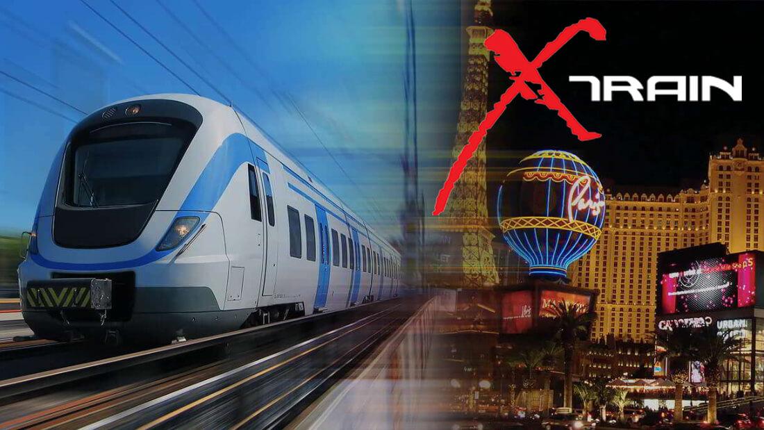 X-Train - LA to Las Vegas casino train