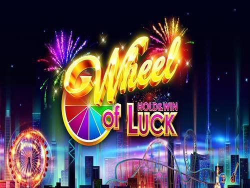 Wheel Of Luck Hold & Win