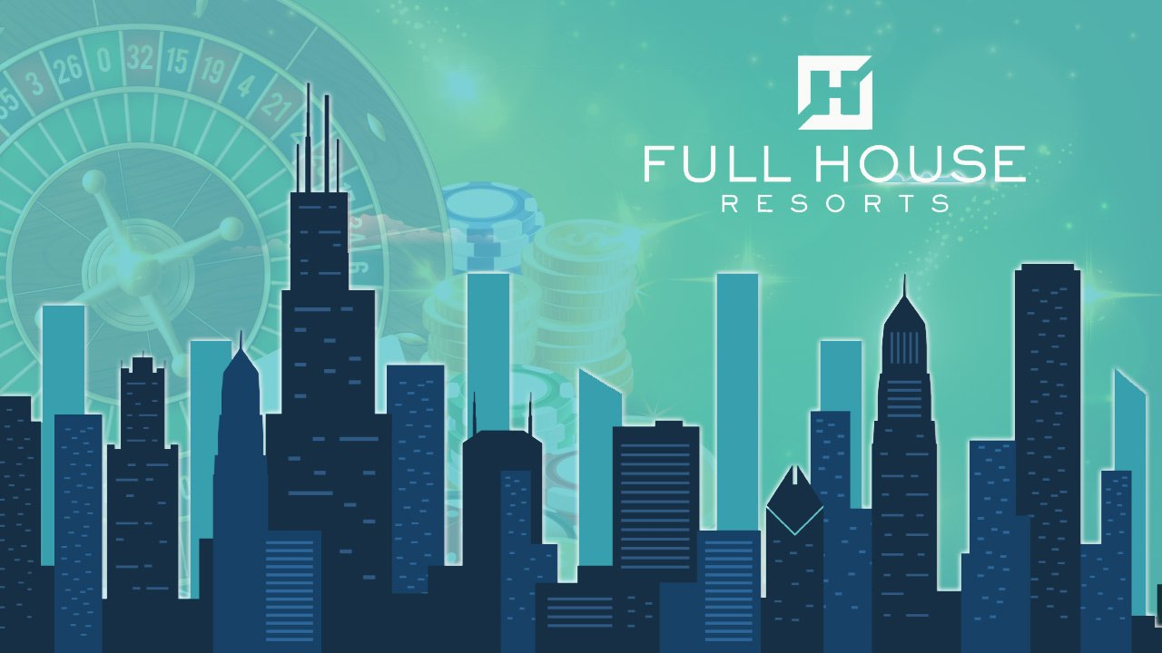 Full House Resorts Stakes $40 Million on Illinois Casino Proposal