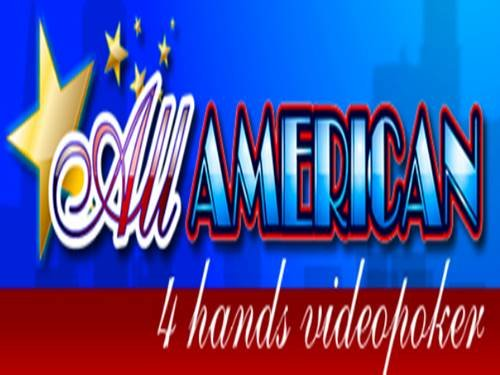 All American 4 Hands Video Poker