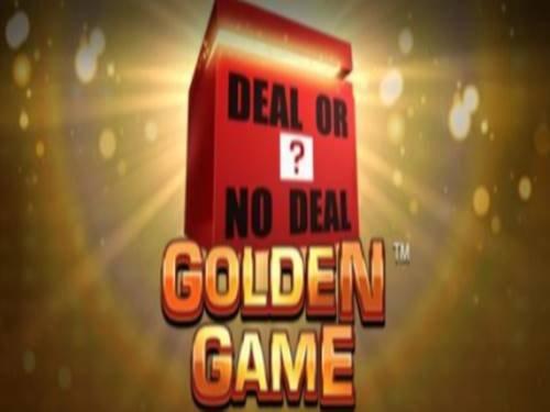 Deal Or No Deal Golden Game