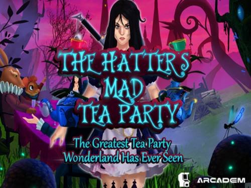 The Hatter's Mad Tea Party