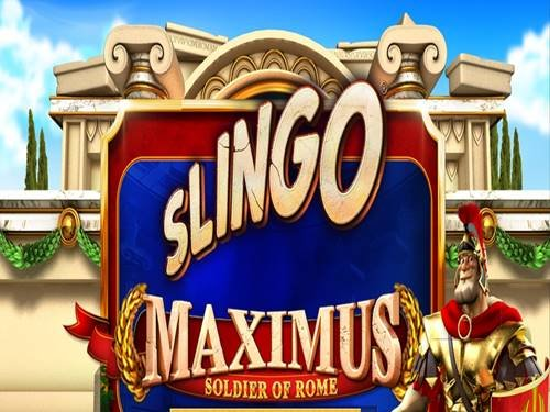 Slingo Maximus Soldier Of Rome