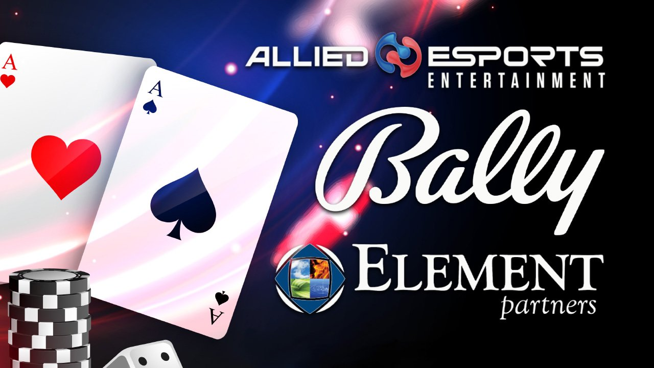 Bally and Element in a $100 Million Bidding War for the World Poker Tour