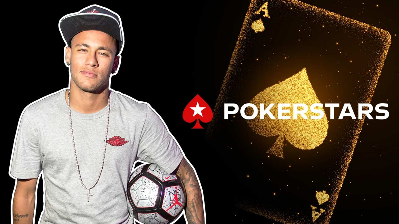PokerStars Scores Neymar Jr as Cultural Ambassador