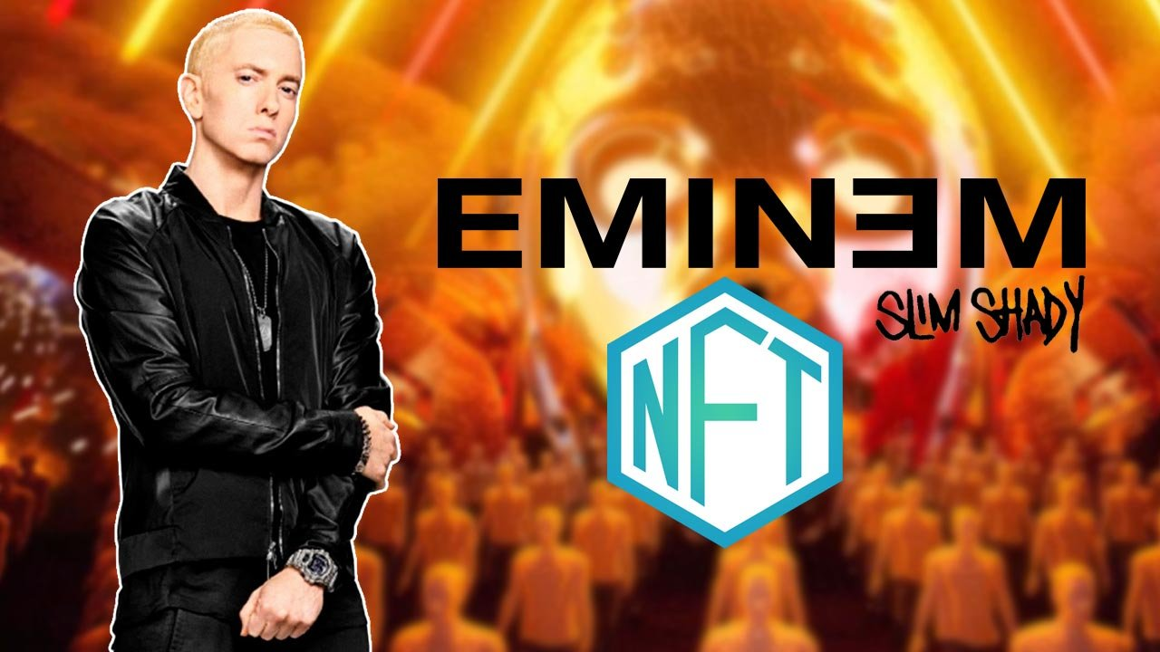 Rap Legend Eminem Launches NFT Art Project