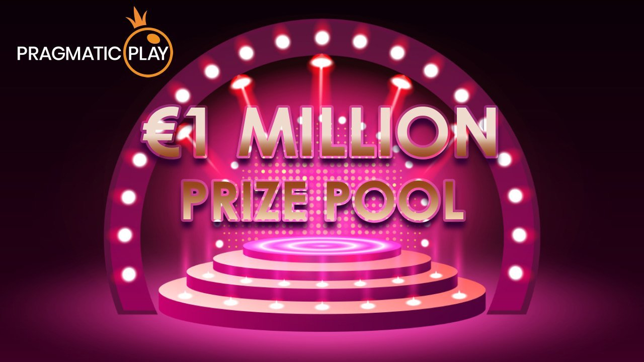 Pragmatic Play Launch €1 Million Prize Pool for Drops & Wins