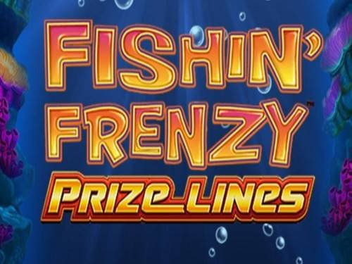 Fishin' Frenzy Prize Lines