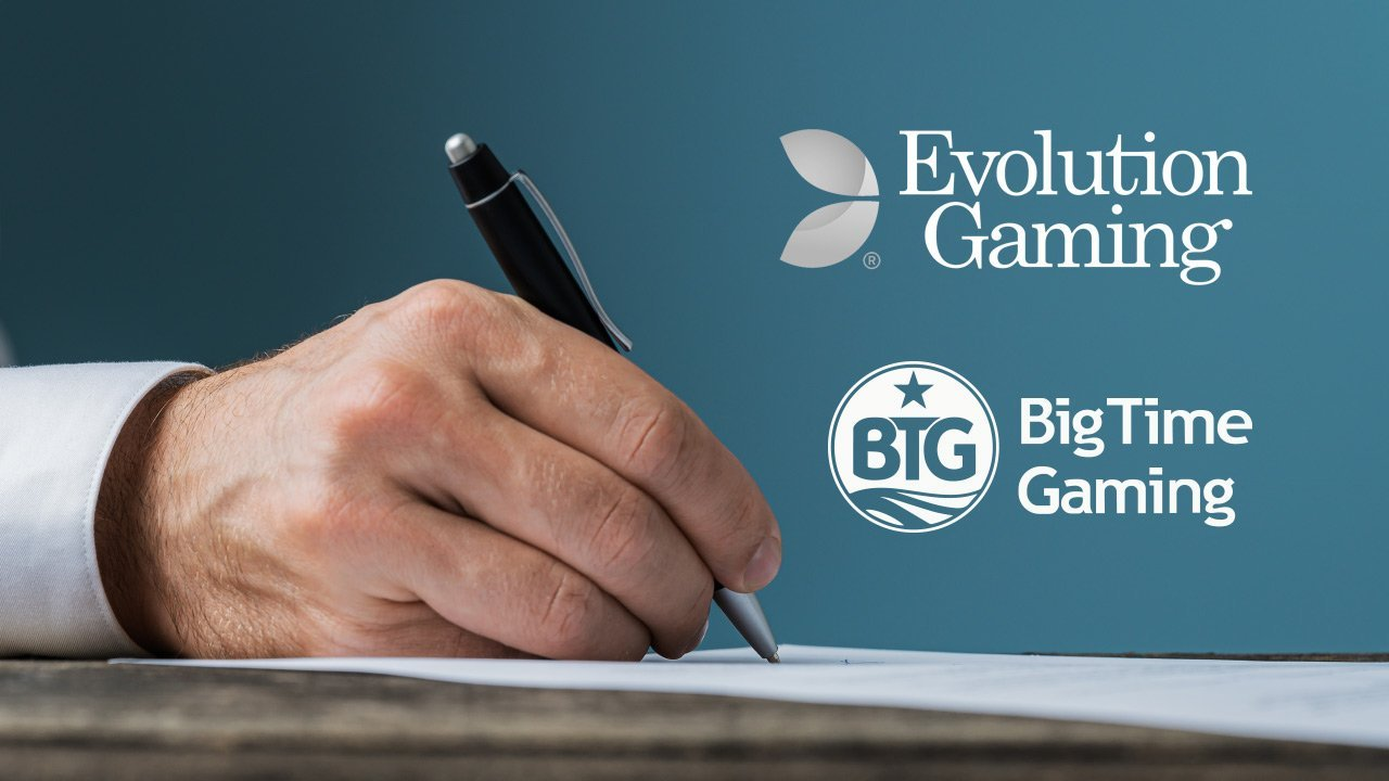 Evolution Gaming Acquire Big Time Gaming for €450 million