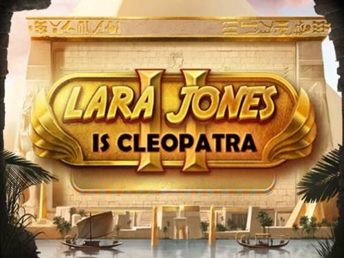 Lara Jones is Cleopatra II