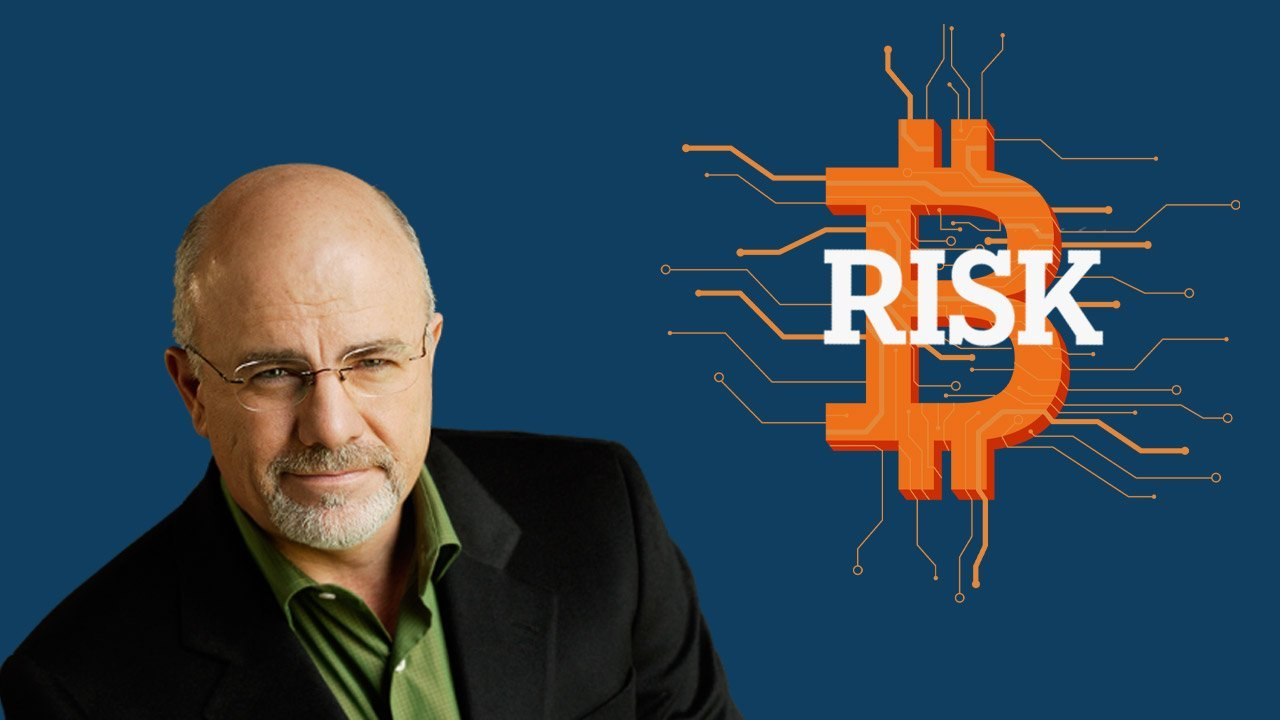 Financial Guru, Dave Ramsey, Calls Bitcoin High-Risk Gambling