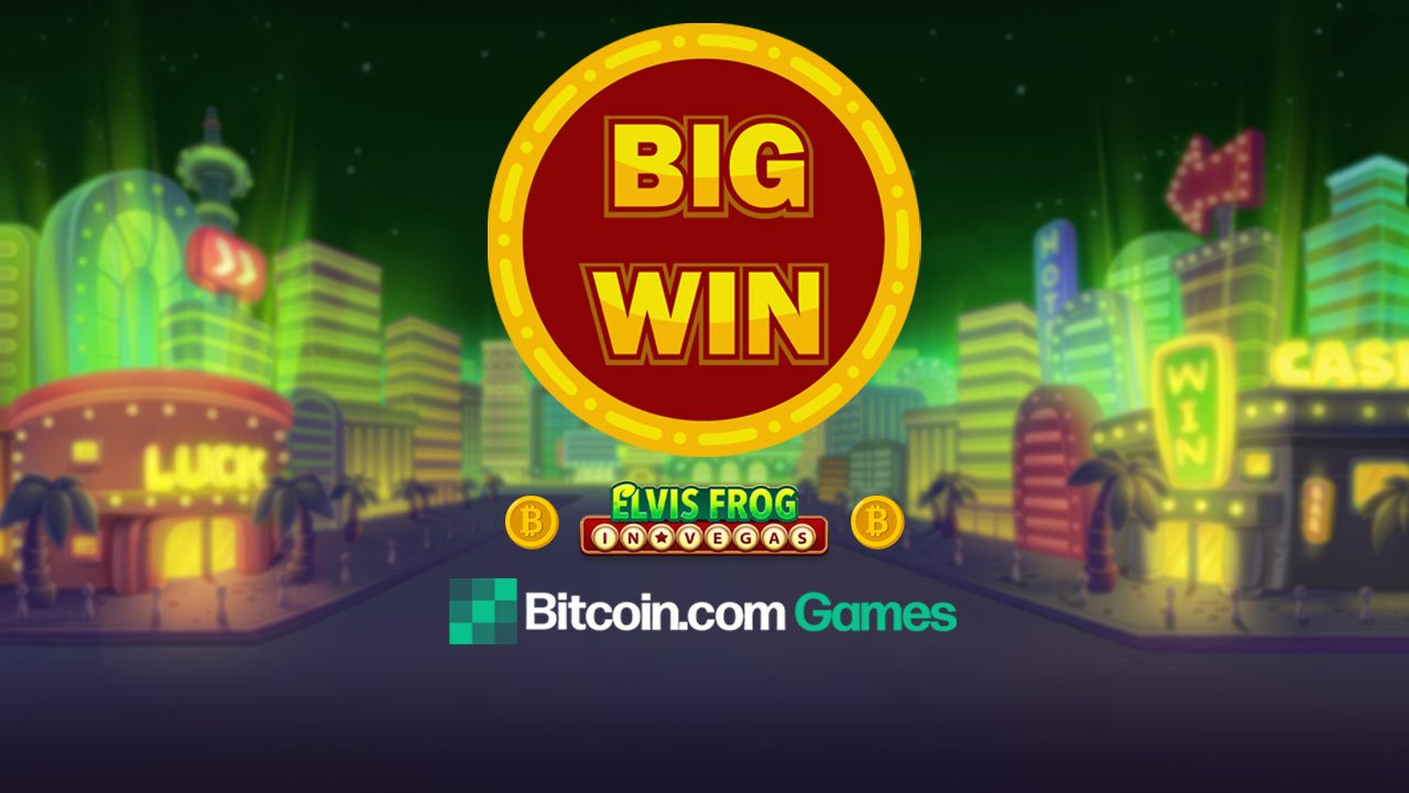 Lucky Bitcoin Games Winner Turns 0.0015 BTC into $110,000