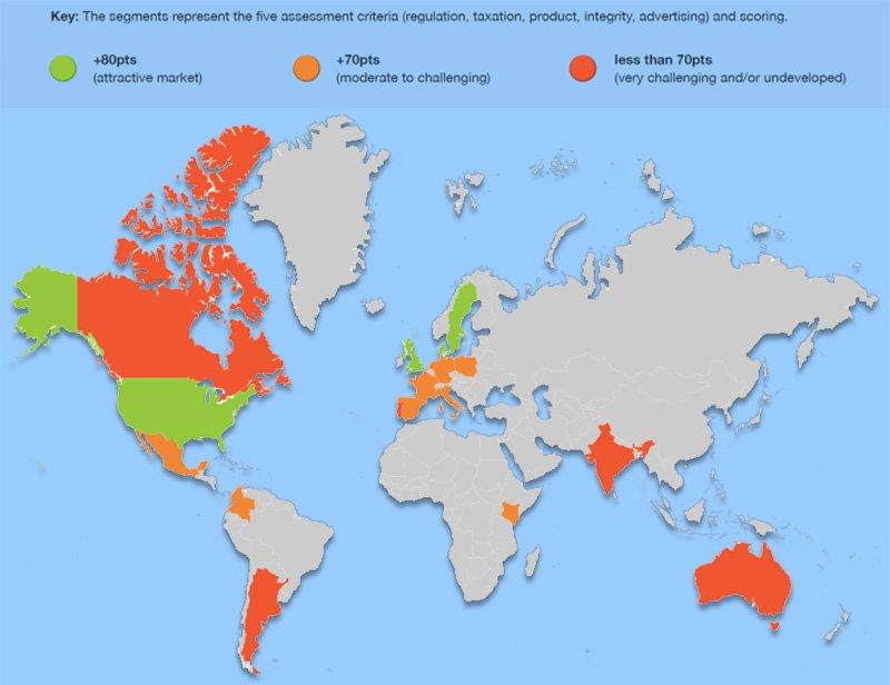 Optimum Betting Market case study - scores per country