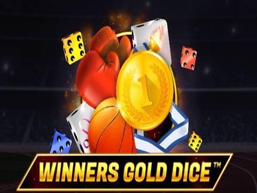 Winners Gold Dice