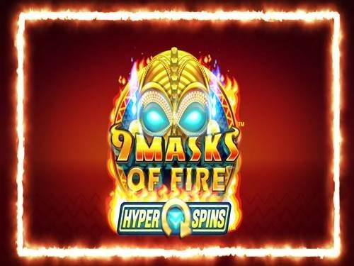 9 Masks Of Fire HyperSpins