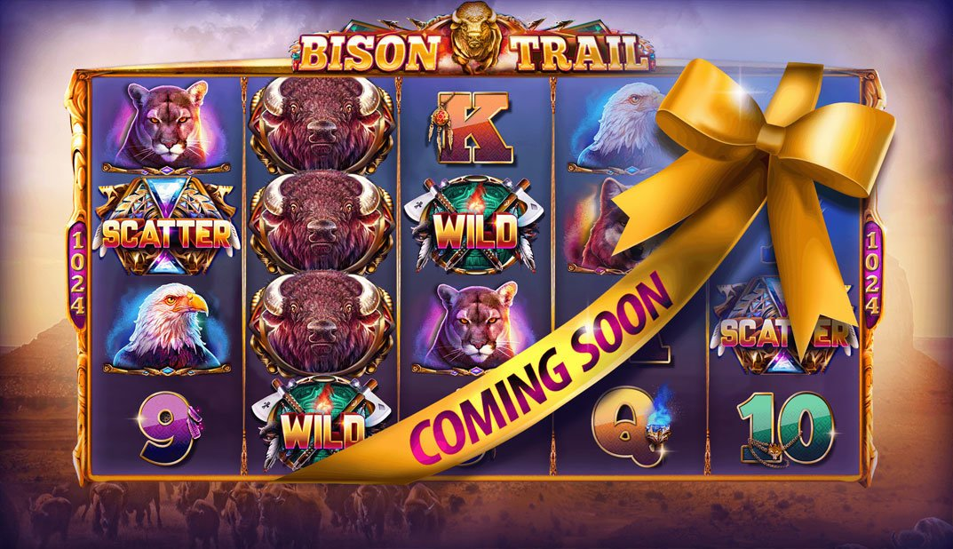 Bison Trail Slot