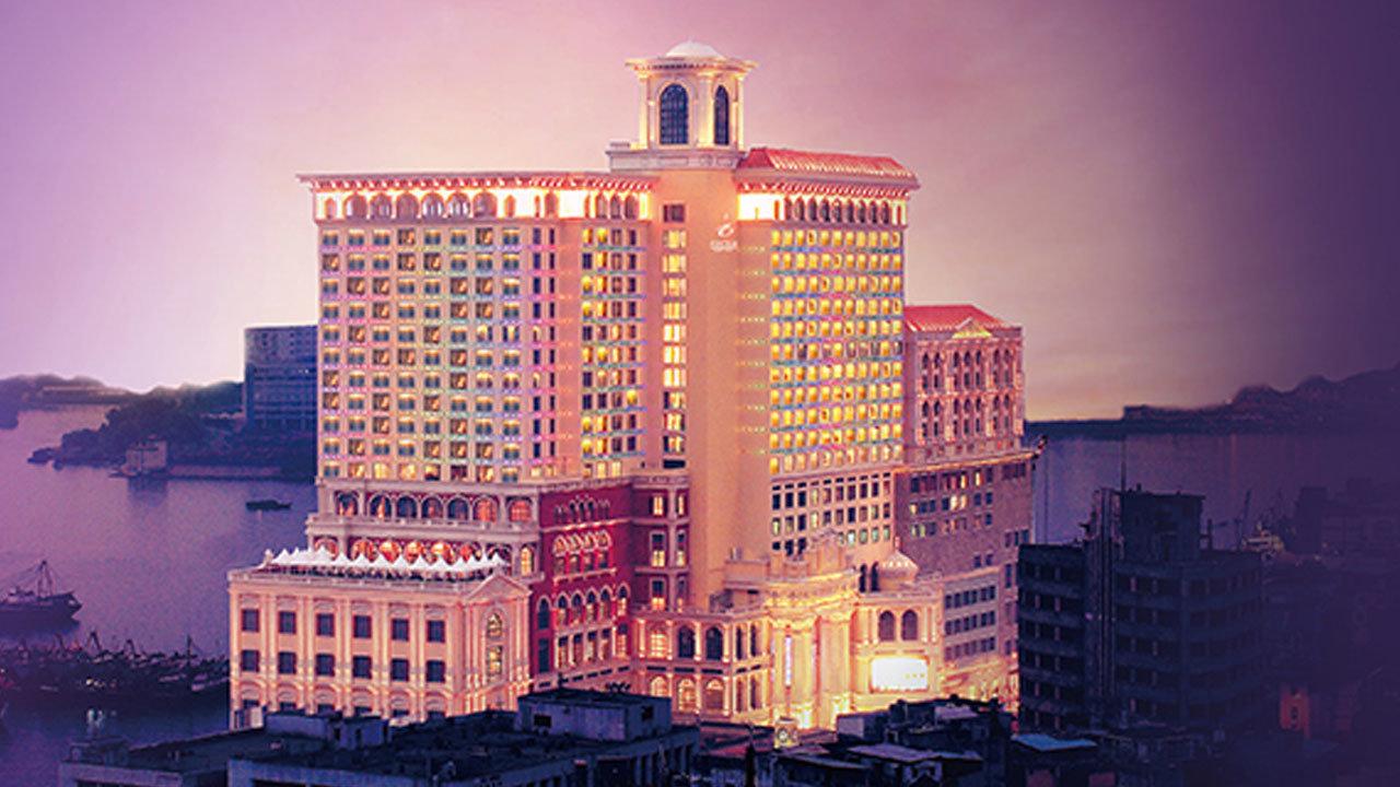Ponte 16, Macau (Image credit: ponte16.com.mo)